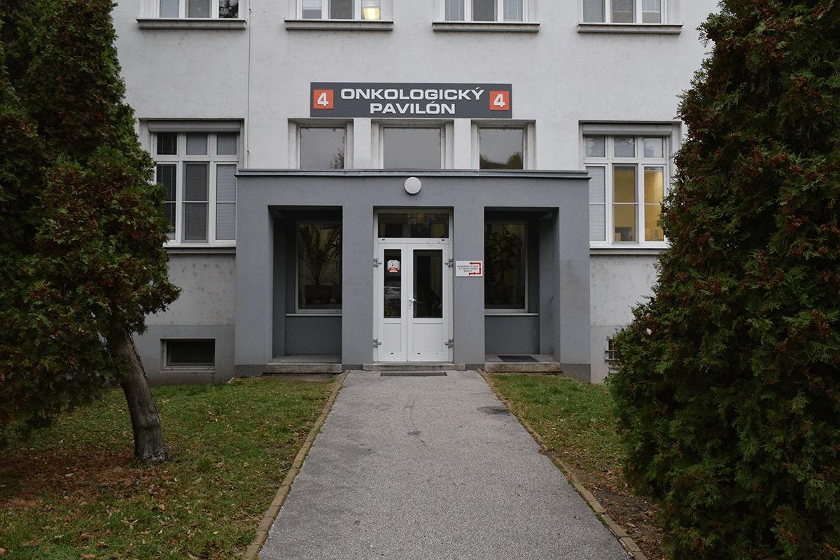 Onkologický pavilón