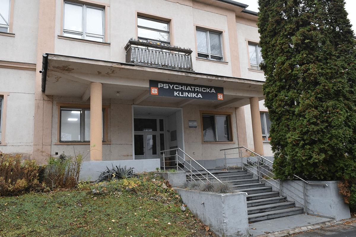 Psychiatrická klinika
