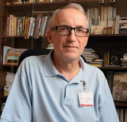 MUDr. Boris Čech, PhD.