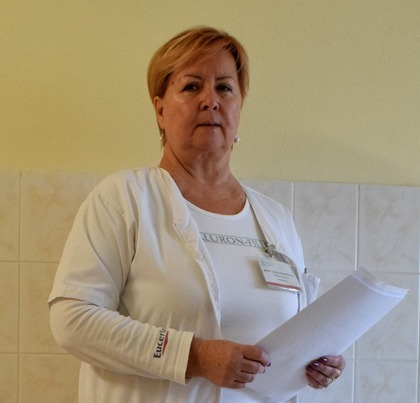 MUDr. Ľubica Piesecká, PhD.