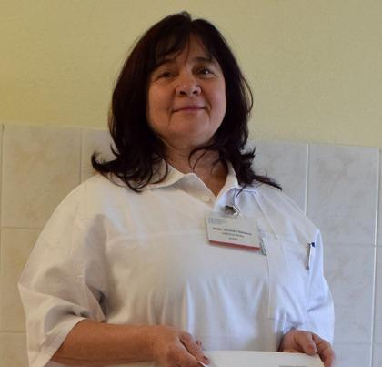 MUDr. Veronika Vahalová