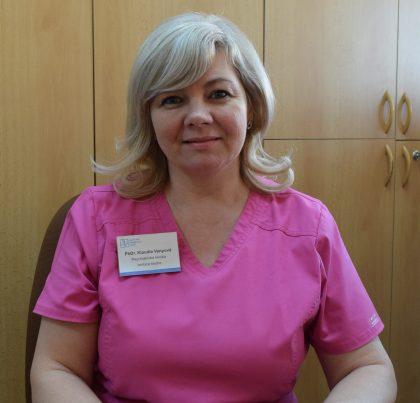 PhDr. Klaudia Vanyová