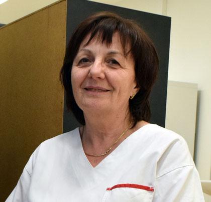 Mgr. Mária Šaturová