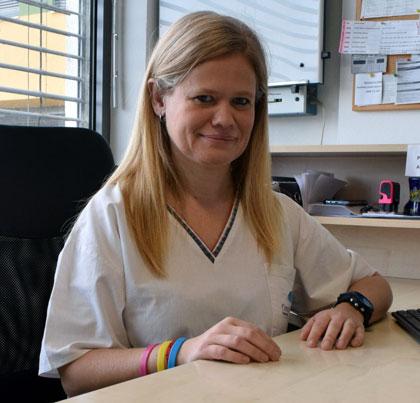 MUDr. Lucia Lukáčiková Gálová, PhD.