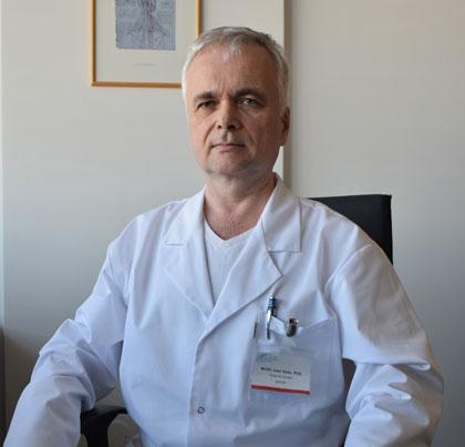 MUDr. Ivan Vaňo, PhD.