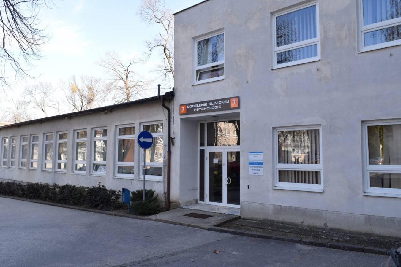 Oddelenia klinickej psychológie