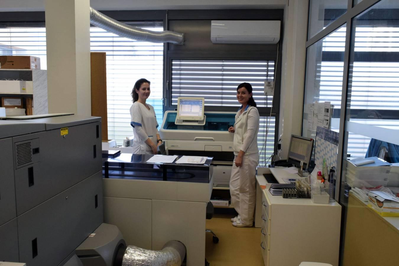 Oddelenie laboratórnej medicíny
