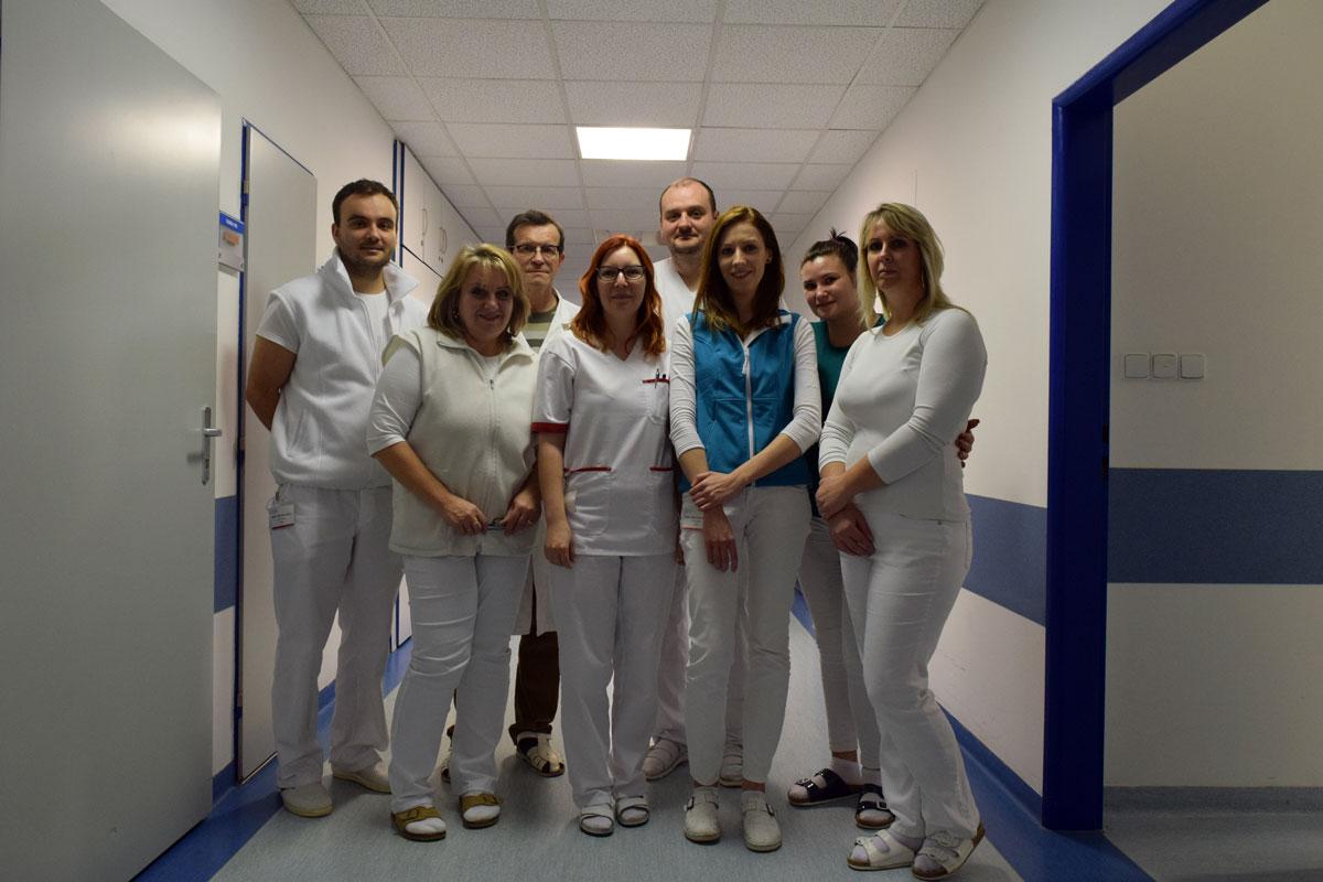 Klinika otorinolaryngológie