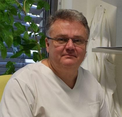 MUDr. Tibor Gőbő